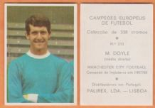 Manchester City Mike Doyle